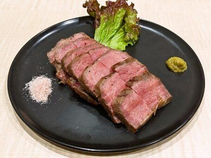 3850円・牛タンメイン大皿コース